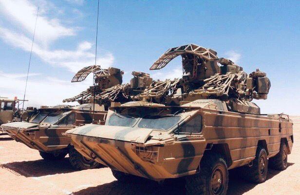 GUERRA EN EL SAHARA | Parte de Guerra Nº206