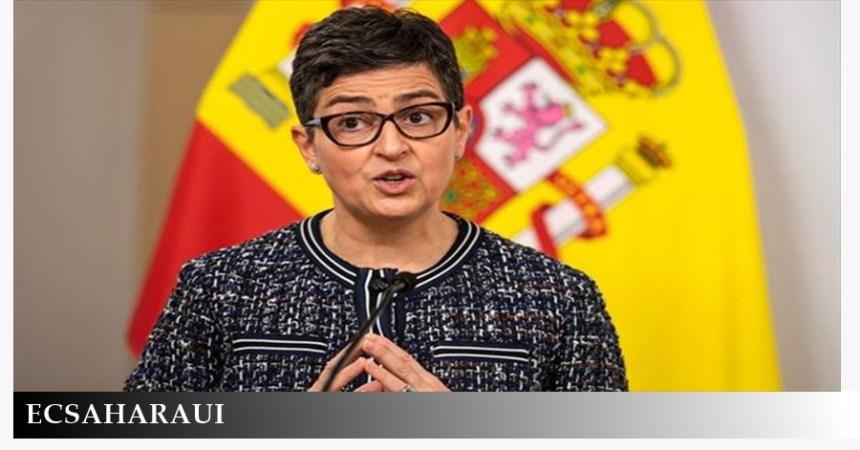 Arancha González: «España y EE.UU están de acuerdo en que la solución en el Sáhara Occidental debe ser impulsada por la ONU»