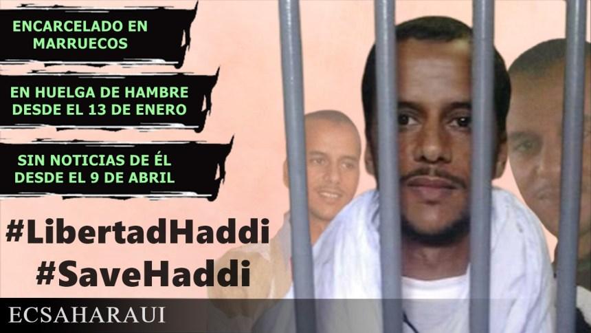 Mohamed Lamin Haddi, el largo camino de un joven saharaui sediento de libertad
