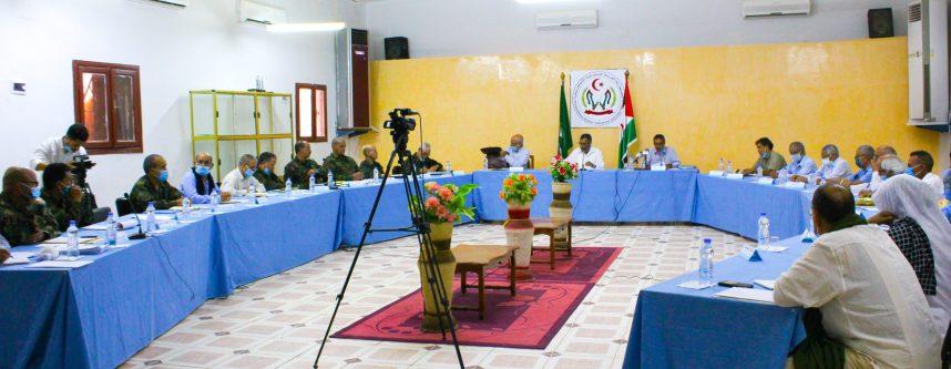El Secretariado Nacional celebra su Cuarta Sesión Ordinaria | Sahara Press Service