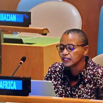 Sudáfrica llama al Comité de Descolonización a despachar una misión investigadora al Sahara Occidental y proteger los derechos de los saharauis | Sahara Press Service