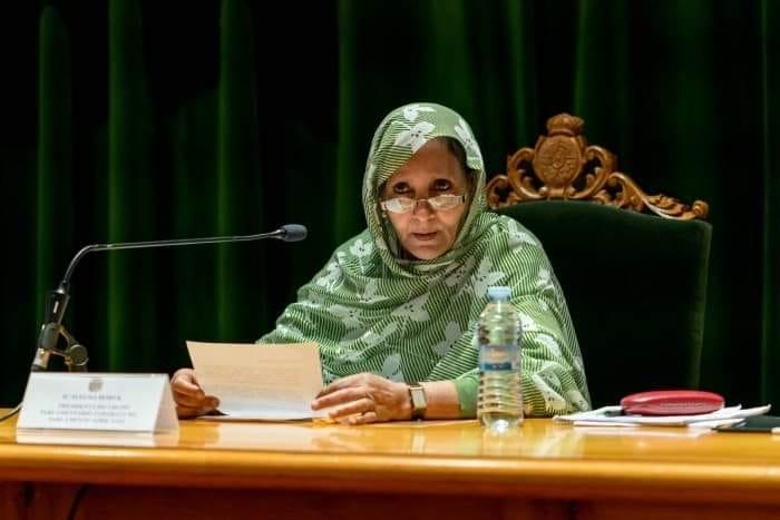 Ministra de Asuntos y Emancipación de la Mujer celebra los logros alcanzados en materia de género y rinde especial homenaje a las mujeres en las zonas ocupadas   Sahara Press Service