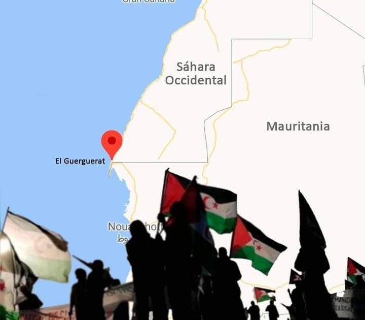 La policía de Marruecos ha respondido con una violencia continuada a las manifestaciones en el Sáhara Occidental