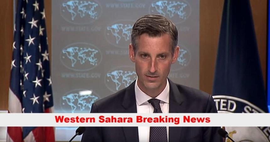 EE.UU confirma que su posición sobre el Sáhara Occidental no ha cambiado