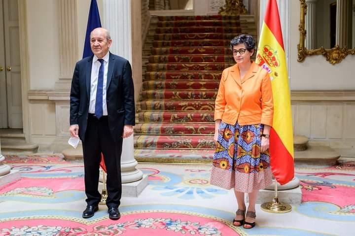 Laya: «Se siguieron todos los protocolos en vigor para la entrada de Ghali en España»