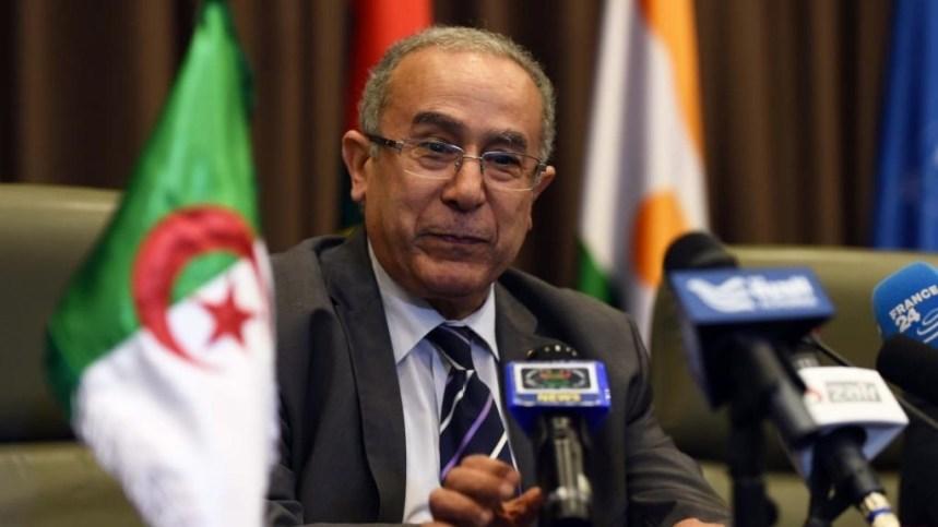 El nuevo ministro de Exteriores de Argelia insiste en el nombramiento de un enviado especial para el Sáhara Occidental