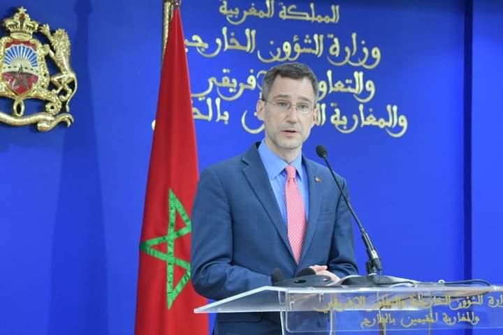 Subsecretario de Estado de EE.UU anuncia desde Rabat que la única solución para el conflicto del Sáhara Occidental es el Proceso de Paz liderado por la ONU