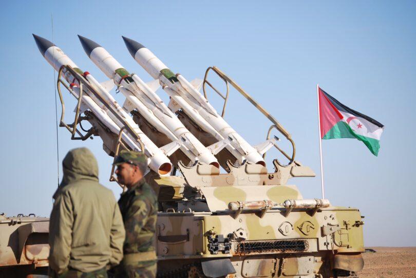 Nuevos ataques del ELPS a posiciones del ejército marroquí a lo largo del muro militar marroquí | Sahara Press Service