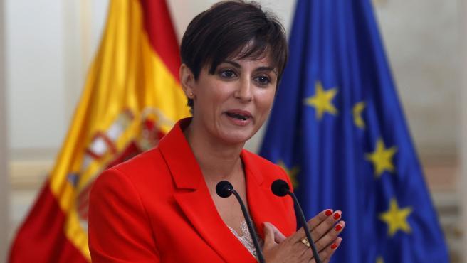 Isabel Rodríguez, nueva portavoz del gobierno español: »Marruecos es socio y amigo, se necesita la estabilidad entre ambos países»