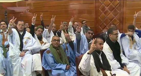 ZZOO: El Grupo Gdeim Izik se solidariza con Yahya Mohamed Al-Hafed y denuncia deplorable situación que viven activistas saharauis en cárceles marroquíes | Sahara Press Service