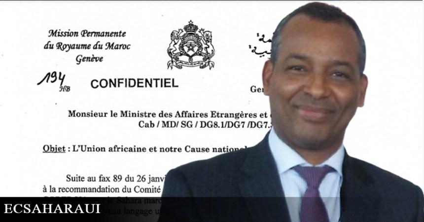Cuando Sidi Omar enfadó al régimen marroquí y fue señalado en secreto por sus victorias diplomáticas en África a favor del pueblo saharaui
