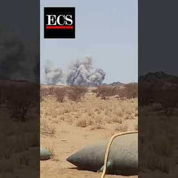 VÍDEO | Fuerte explosión en el área de Auserd, sur del Sáhara Occidental