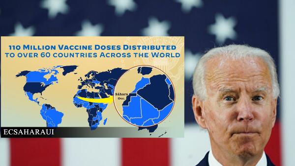 Biden borra el tuit del mapa que mostraba el Sáhara Occidental separado de Marruecos