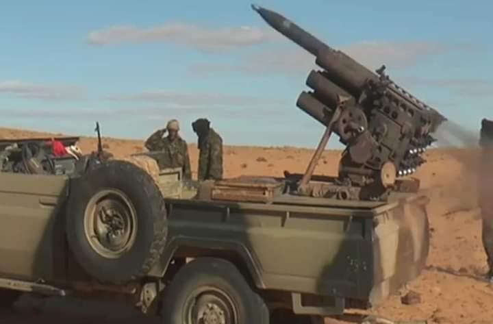 El ELPS concentra sus ataques contra los soldados enemigos en los sectores de Mahbes, Hauza, Guelta y Auserd | Sahara Press Service