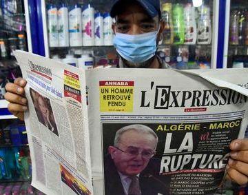 La ruptura entre Marruecos y Argelia eleva la tensión en el Magreb | Internacional | EL PAÍS