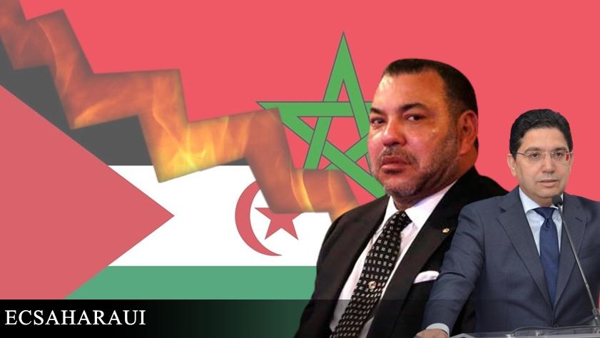 Marruecos y la ocupación del Sáhara Occidental; de la crisis al control de daños