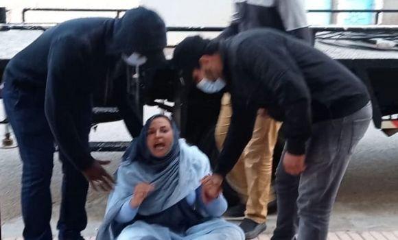 ZZ.OO: Nueva tentativa de Marruecos para acabar con la vida la activista saharaui Sultana y su familia   Sahara Press Service