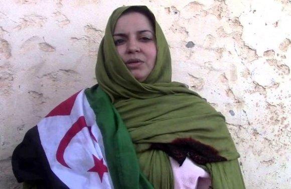 Sultana Jaya pide a la ONU asumir sus responsabilidades frente a las graves violaciones que padece ella y su familia | Sahara Press Service