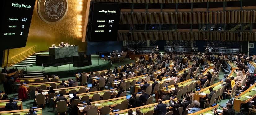 La descolonización del Sáhara Occidental, muy presente en la 76ª sesión de la Asamblea General de ONU