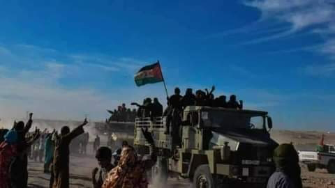 Brusco recrudecimiento del conflicto armado entre el Ejército saharaui y las fuerzas de ocupación marroquíes