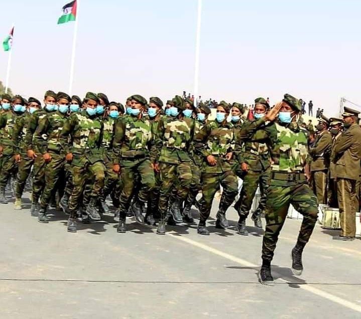 En primer lugar, Marruecos optó por negar la guerra, luego a minimizarla y ahora involucra aliados para disuadir