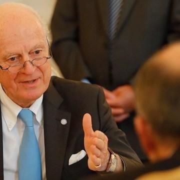 ¿Quién es Staffan De Mistura, el optimista diplomático nombrado enviado para el Sáhara Occidental?