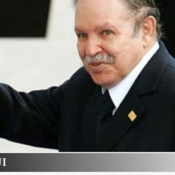 Muere Abdelaziz Buteflika