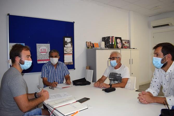 Benitatxell inicia los contactos para cooperar con el pueblo saharaui   Teulada Moraira Digital
