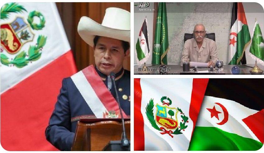 El Foro de Sao Paulo apoya el restablecimiento de relaciones diplomáticas entre Perú y la República Saharaui y llama a los gobiernos progresistas a seguir el ejemplo del gobierno del presidente Castillo.