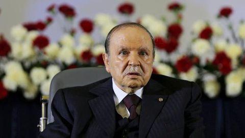 El Jefe de Estado envía condolencias por la desaparición física del ex-presidente de Argelia, Abdelaziz Buteflika | Sahara Press Service