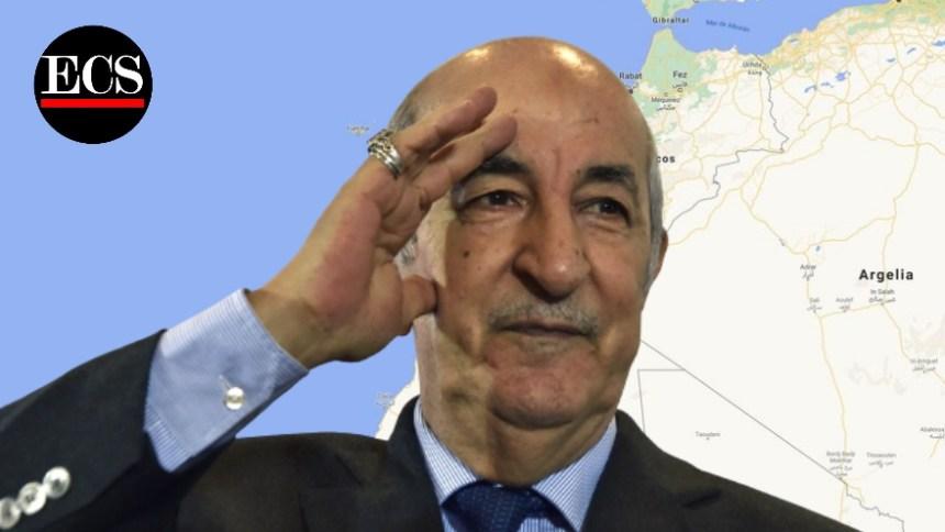 Argelia tomará medidas adicionales contra Marruecos