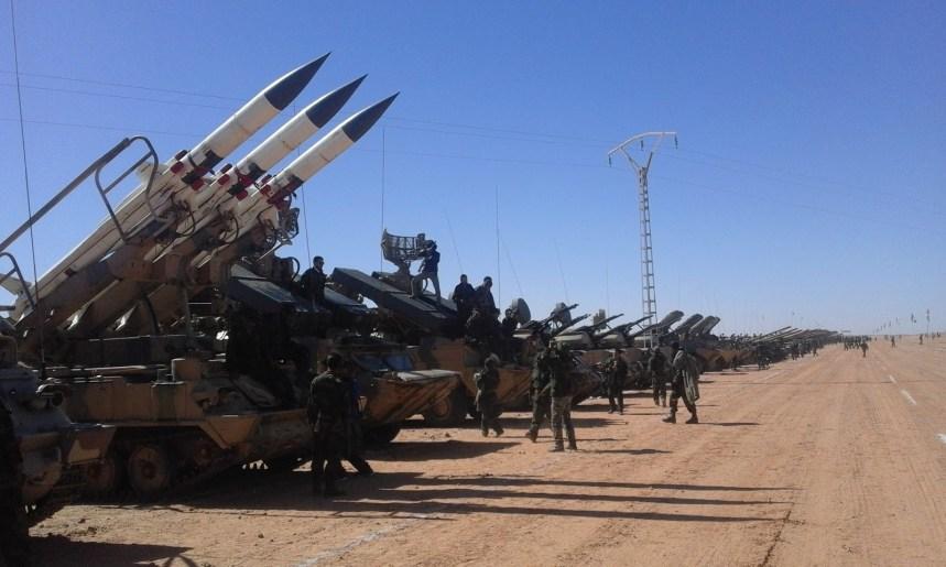 Las unidades del ELPS concentran sus ataques contra las fuerzas de ocupación en los sectores de Mahbes, Auserd y Farsía | Sahara Press Service