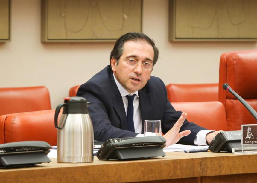 """Guiño de Aitor Esteban al canciller Albares: """"Marruecos tiene que entender que España tiene compromisos con el pueblo saharaui""""   Sahara Press Service"""