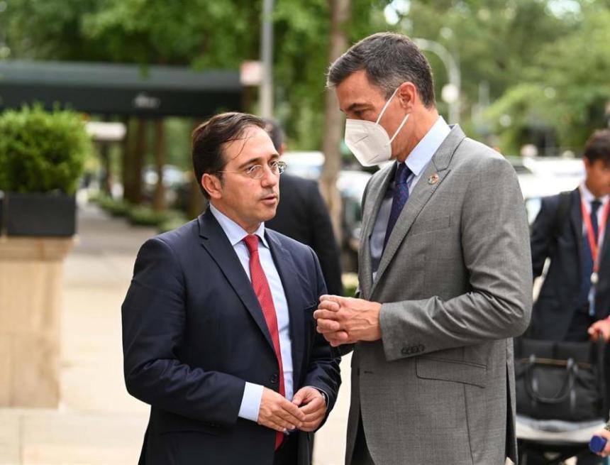 Pedro Sánchez respalda a González Laya y dice que España hizo lo que debía | Contramutis