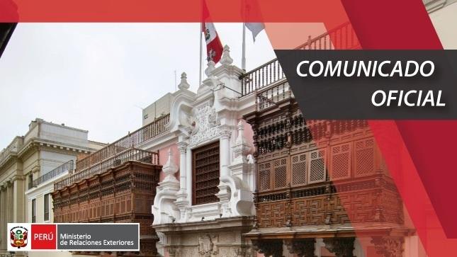 Restablecimiento de relaciones diplomáticas con la RASD   Gobierno del Perú