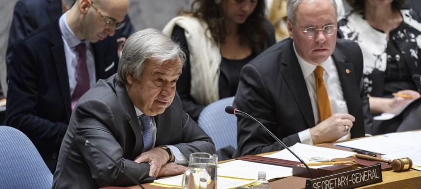 El secretario general de la ONU designa a Stefan de Mistura como su enviado personal para el Sáhara Occidental