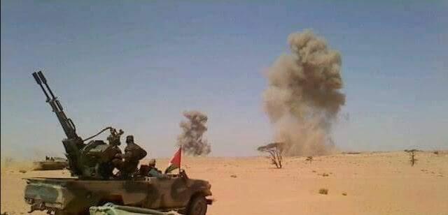 Atacado el cuartel del 43º Cuerpo de las FAR marroquíes