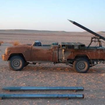 Los periodistas desplazados al Sáhara Occidental constatan el intercambio de fuego cerca del muro militar