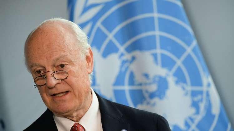 El Secretario General de la ONU nombra al italiano Staffan de Mistura como Enviado Personal para el Sahara Occidental   Sahara Press Service