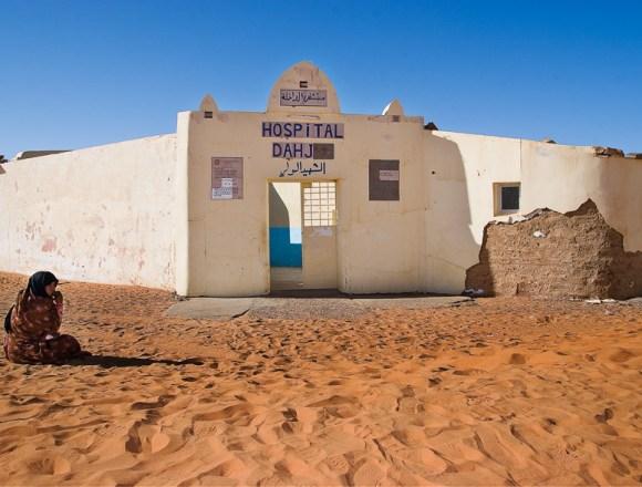 Sanidad en el exilio: el reto del pueblo saharaui   Descifrando la Guerra, por Nestor Prieto @NestorVFC