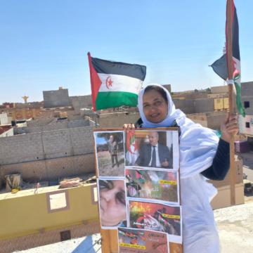 AFAPREDESA: Informe: Situación de Sultana Sid Brahim Jaya y su familia, 11 meses de asedio y agresiones