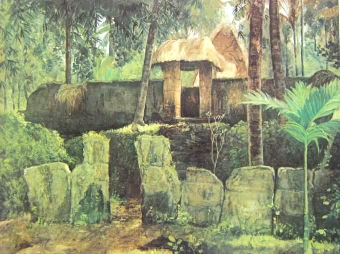 Dullah Suweileh pelukis terkenal indonesia
