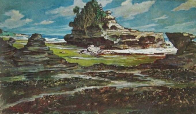 henk ngantung pelukis terkenal indonesia