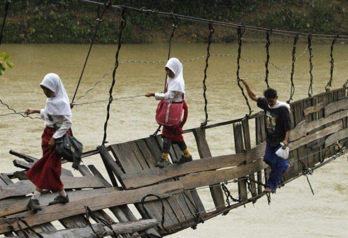 paragraf argumentasi tentang pendidikan di indonesia