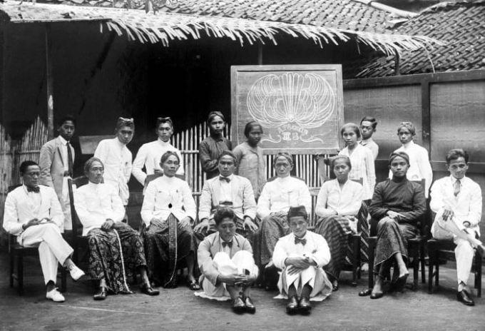 Pendirian perguruan Taman Siswa