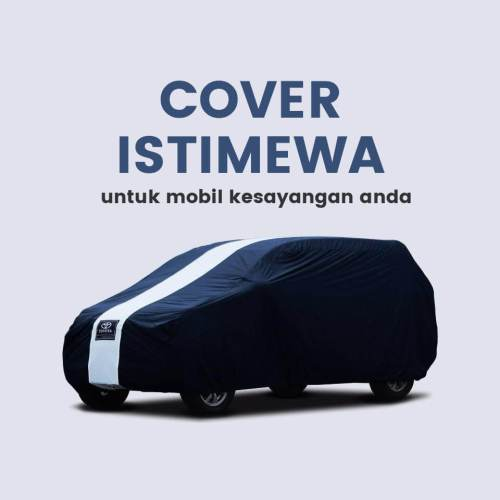 jual cover mobil indoor type sporty