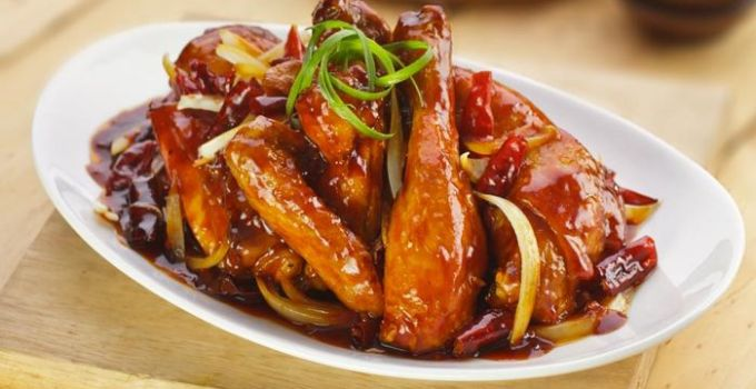 resep dan cara membuat ayam kecap bango