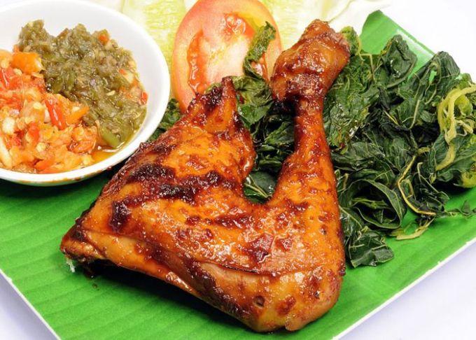 resep dan cara membuat ayam panggang kecap