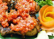 cara membuat dan resep ayam rica rica manado
