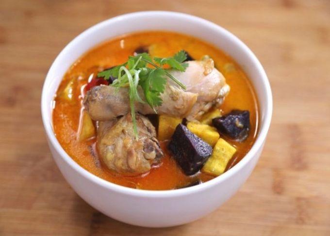 resep dan cara membuat kari ayam enak dan sederhana
